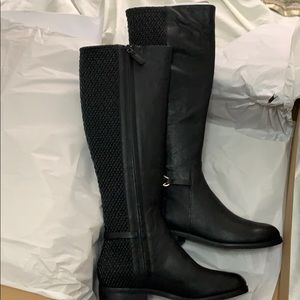 Cole Haan- stretch boot